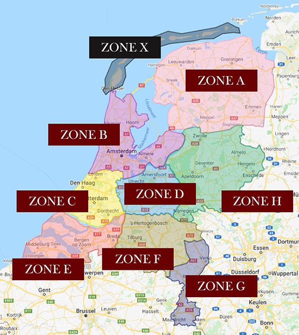 Travelzones